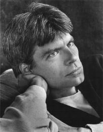 a picture of richard powers taken by the redoubtable marion ettlinger